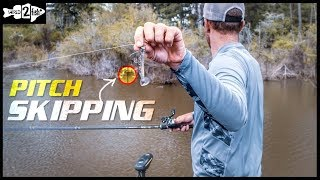 2 Casting Methods to Become a Better Shallow Bass Angler