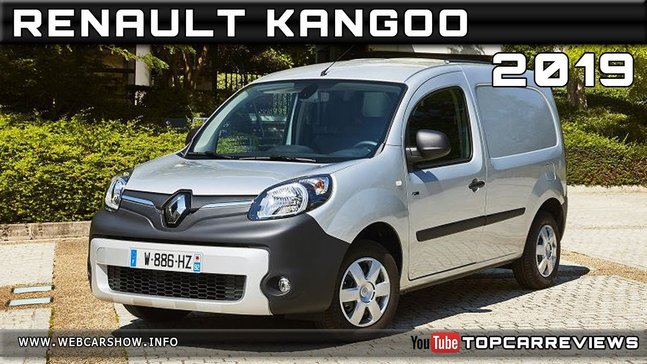 2019 renault kangoo review rendered price specs release date youtube. Black Bedroom Furniture Sets. Home Design Ideas