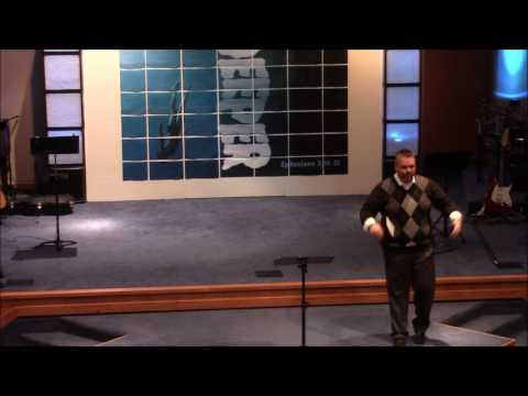 Deeper: A Healthy Appetite For Relationship 01-15-16