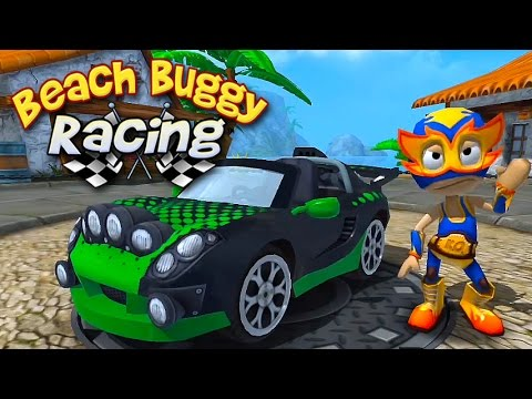 #5 Beach Buggy Racing - Tropical Twist - Gameplay - Walkthrough - Video Game