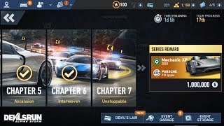 Devils Run Alpine Storm Porsche 918 Spyder Chapter 7 Need For Speed No Limits Gameplay