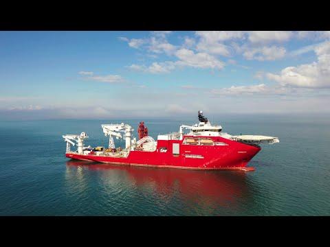 DJI Mavic 2 Pro - CONNECTOR Multi Purpose Off Shore Vessel