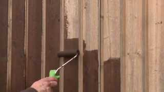 OSMO - 牆身清潔及翻新 Cleaning of Weathered Wall Panels
