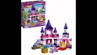 LEGO Duplo Королевский замок Софии Прекрасно
