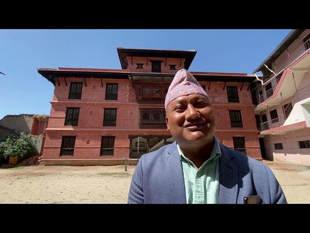 सम्पादा निमार्णमा लय लिदै मध्यपुर नगरपालीका #ournewscrew #Bhaktapur #Madyapur_Nagarpalika