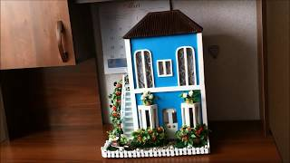 Кукольный дом (DollHouse) своими руками