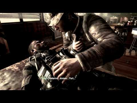 Call Of Duty: All Protagonist Character Deaths (COD4 - BO2) [HD]
