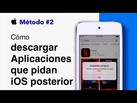 Como Descargar Apps Que Pidan Un IOS Posterior Sin Jailbreak | IPhone/iPad/iPod | LimonTouch