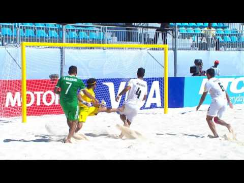 Match 1: Iran V Mexico - FIFA Beach Soccer World Cup 2017