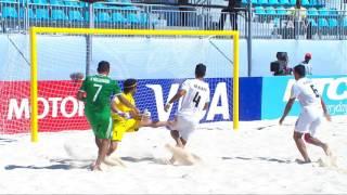 Match 1: Iran v Mexico - FIFA Beach Soccer World Cup 2017