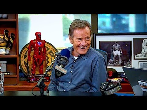 """Last Flag Flying"" Star Bryan Cranston on The Dan Patrick Show 