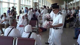 الأمن المصري رافق الحجاج المصريين منذ انطلاقهم وحتى عودتهم
