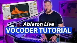 How to Use Ableton Live as a Vocoder Tutorial