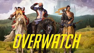 overwatch - Killing team HOT PS4