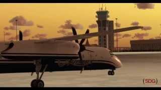 FSX Movie - SDG Luxor Airport