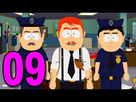THE COPS - South Park: The Fractured But Whole (Part 9)