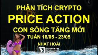 ✅ Phân Tích Crypto (Bitcoin & Altcoin) Theo Price Action - Con Sóng Tăng Mới - Tuần 16/05-23/05