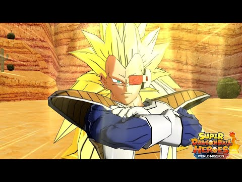 Repeat Super Dragon Ball Heroes: World Mission Part 07 by