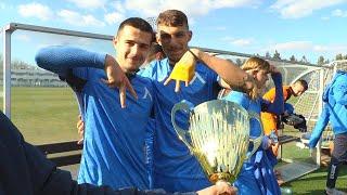 Купата е синя Левски-Славия 2:0 (U19)