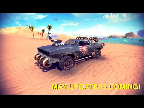Off The Road - OTR Open World Driving upcoming May update