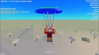 Roblox I got rekd! Salvage ep 2 w/Infinite Gamer/tryaustin123