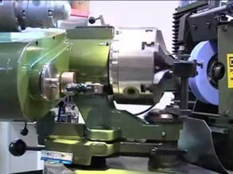 Drill And Tool Grinder