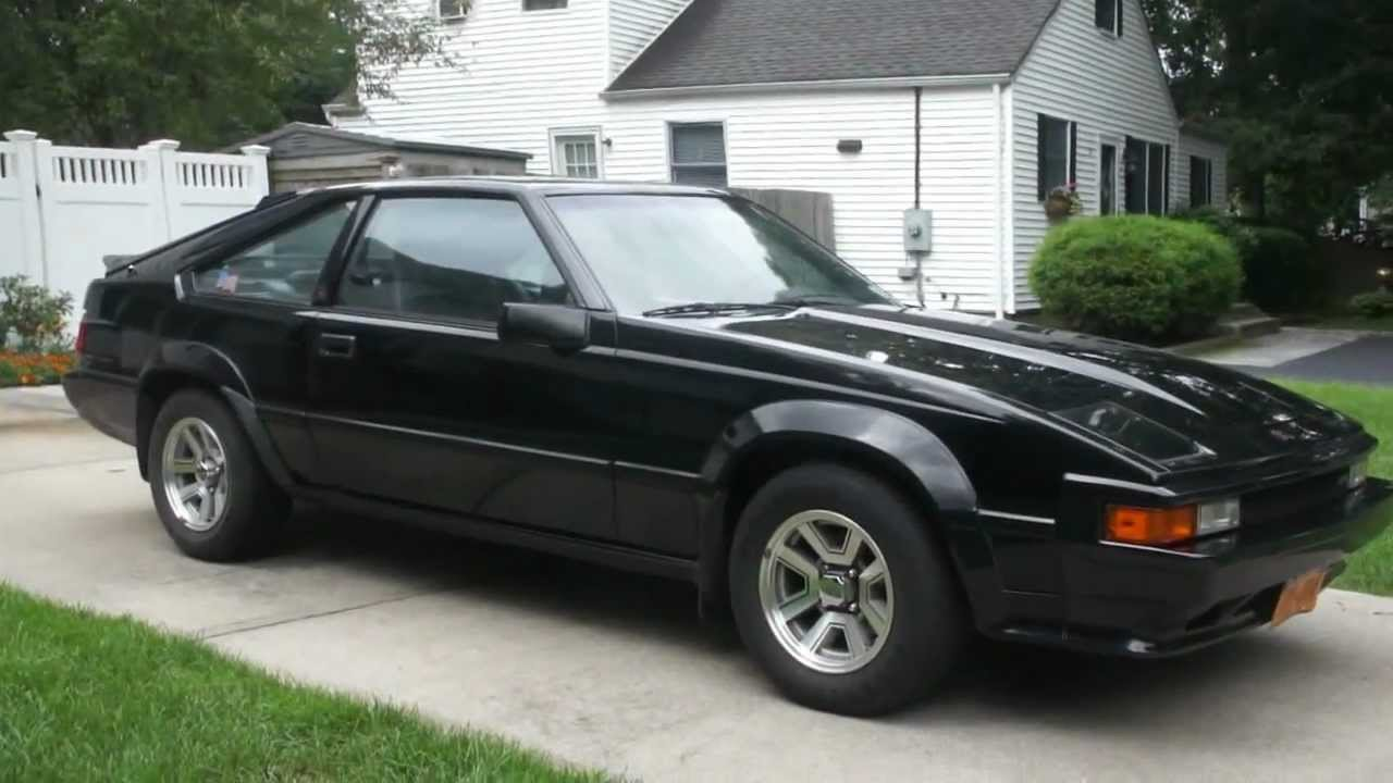 1985 toyota celica supra for sale