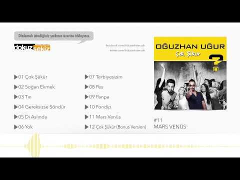 Oğuzhan Uğur - Mars Venüs (Official Audio)