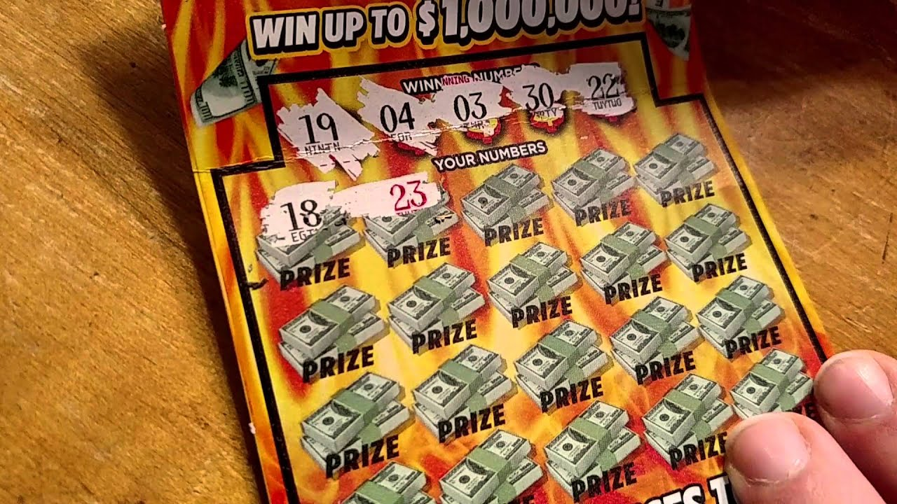 how to find winning lottery scratch offs