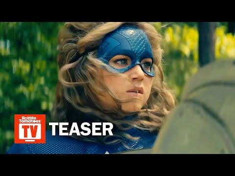 Stargirl Season 1 Teaser | 'Dangerous' | Rotten Tomatoes TV