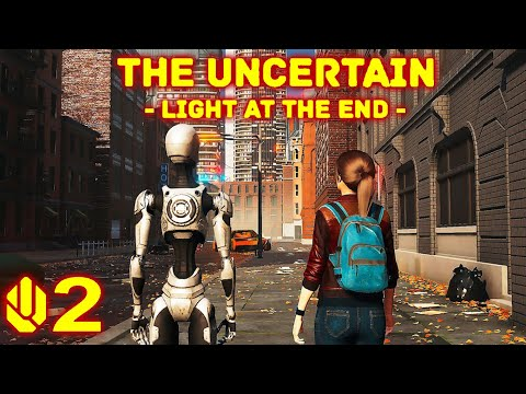 The Uncertain: Light At The End (v 1.3) - Underground hideout |