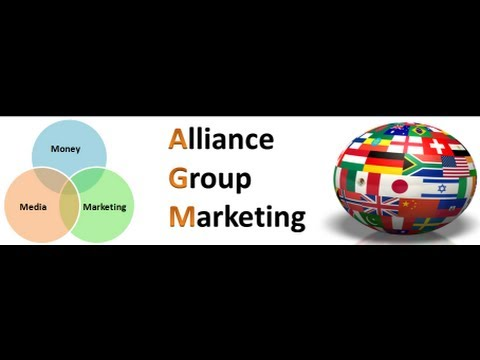 Alliance Group Marketing Marcus Brewer & Steve Carr