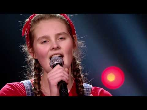 Maud - 'Don't Speak' | Blind Auditions | The Voice Kids | VTM