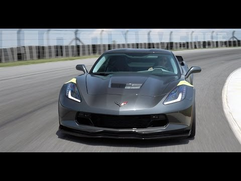 First Drive: 2017 Chevrolet Corvette Grand Sport