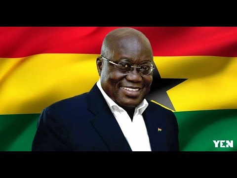 """Ghana President ""goes undercover driving around the streets of Accra"