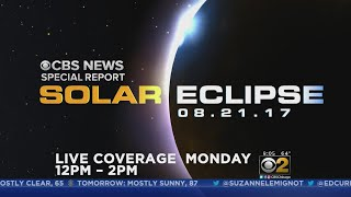 Carbondale, Ill., Ground Zero For Solar Eclipse