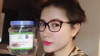 Trang Trần thông báo tin mừng đến khách hàng yêu thích Hà Thủ Ô