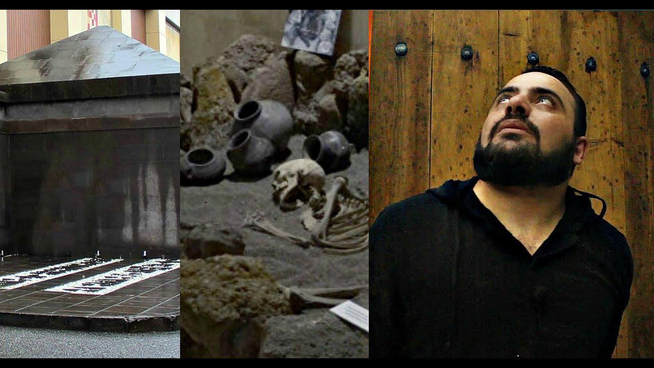 Gaxtni Nyuter #10 Երևանում Հայտնաբերվել է ՄԹԱ 8 րդ դարի Հրաշալիք Ուրարտական Դամբարան