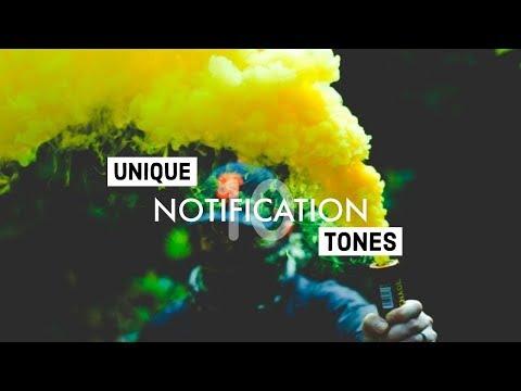 10 Unique Notification Tones April 2019 🔥 (Android/Ios) | Download Now