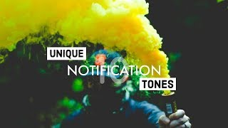 10 Unique Notification Tones April 2019 🔥 (Android/Ios) | Download Now