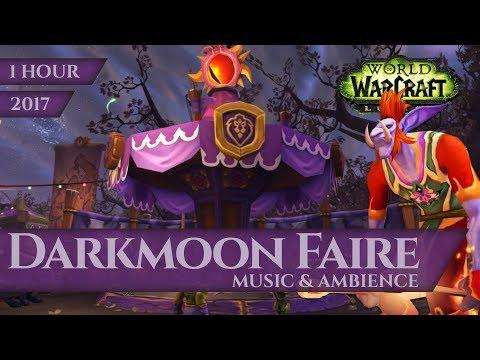 Darkmoon Faire 2017 - Music & Ambience (1 hour, 4K, World of Warcraft Legion)