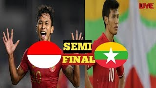 Live Streaming Timnas Indonesia u23 vs Myanmar U23 Sea Gamea Philipphines 2019