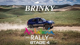 Andalucia Rally 2021 - Stage 4 Brinky Rallysport