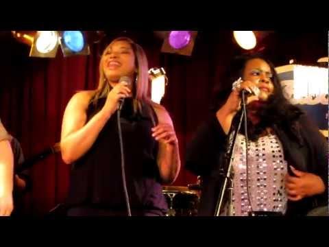 "Incognito Ft. Maysa & Kelli Sae: ""Nights Over Egypt"" - BB King Blues Club New York, NY 4/1/12"