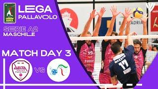 LIVE 🔴 Porto Viro vs. Mondovi - Men's Serie A2