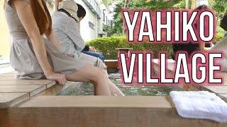 Rachel at the Ryokan | Yahiko Village