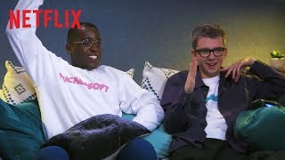 Black Mirror: Bandersnatch with the Sex Education Cast | Netflix