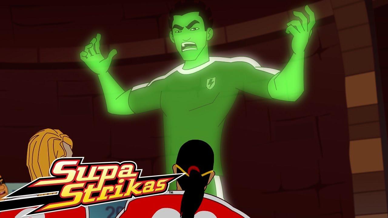 Supa Strikas | Der Ghul - Ganze Folge | Fußball Cartoons für Kinder