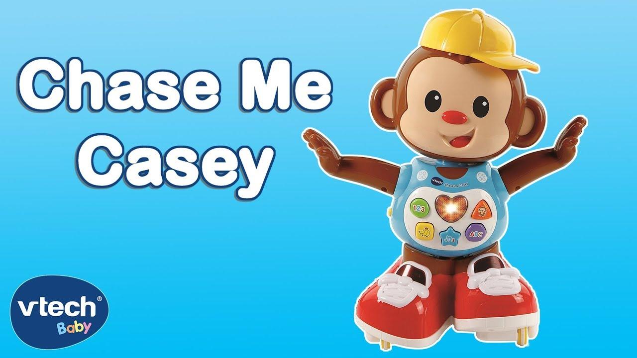 Vtech Toys Uk Chase Me Casey Toys For Kids Youtube