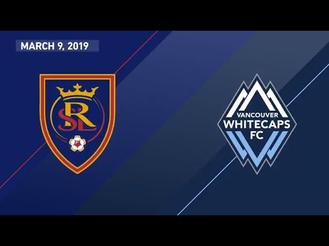 Real Salt Lake vs. Vancouver Whitecaps FC | HIGHLIGHTS - March 9, 2019